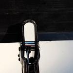 Uitknippen doorgang vloerverwarmingsbuis in Redumax Dilatatieprofiel